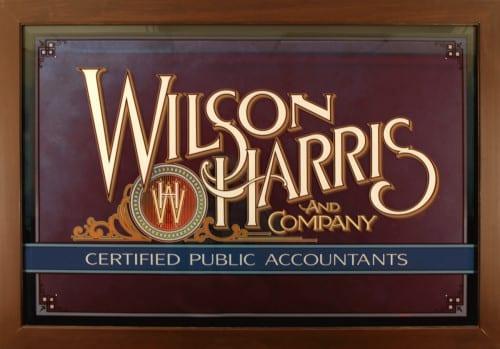Wilson Harris and Co Logo